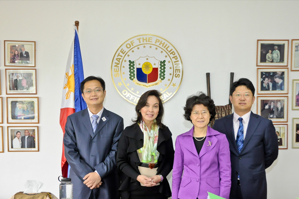 Legarda Welcomes New Chinese Ambassador to PHL