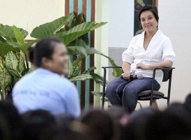BUHOS, film showing in Cebu Normal University