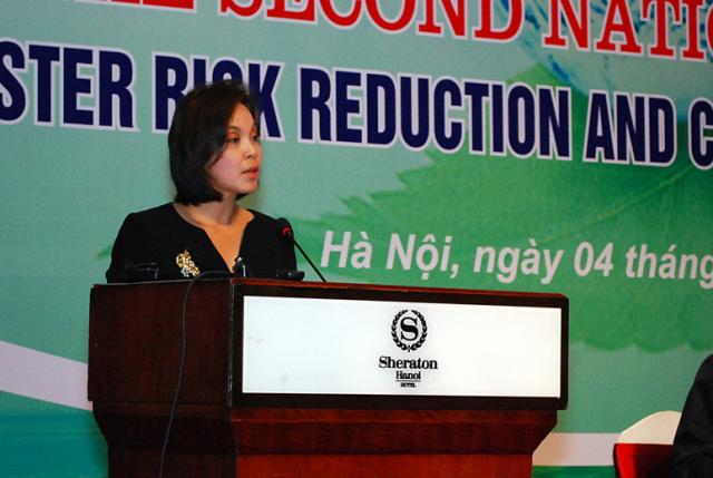 Vietnam's 2nd National Forum on DRR and CCA