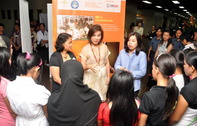 Human Trafficking Exhibit 2011
