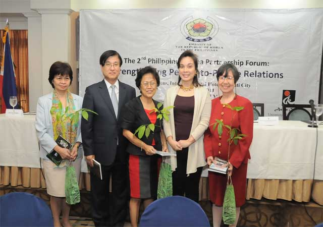 2nd Phl-Kor Partnership Forum