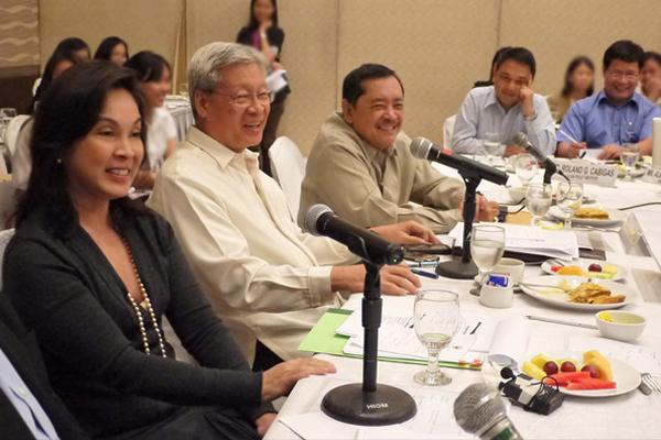 Senate-NEDA, Partners in Climate Change