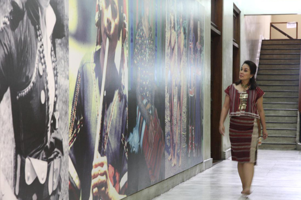 Showcase of Philippine Textiles in National Museum Textile Gallery