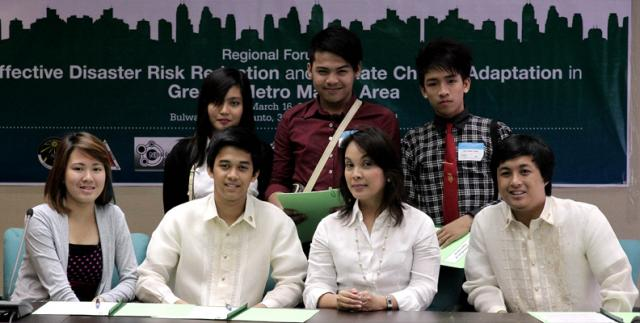 Regional Forum on Effective Disaster Risk Reduction and Climate Change Adaptation in Greater Metro Manila Area