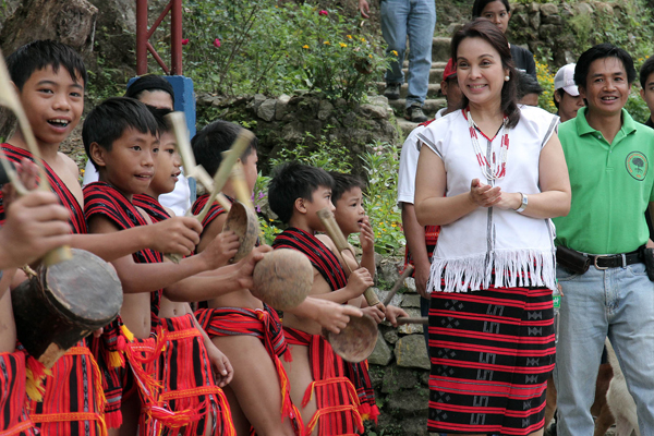 Ifugaos in Preserving Rice Terraces and Rich Cultural Heritage