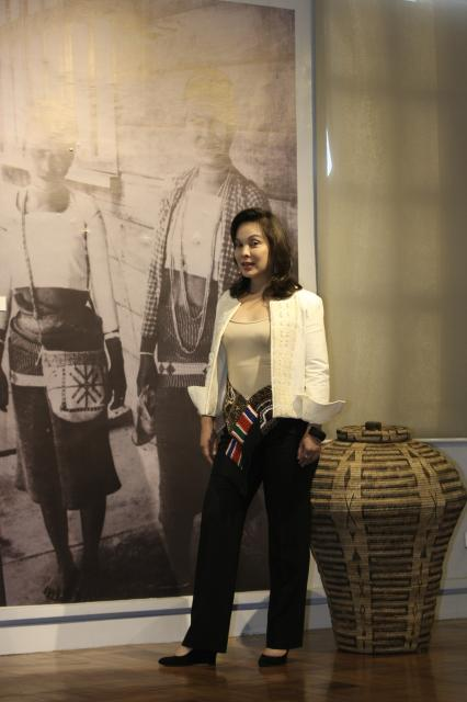 Showcasing Traditional Garments