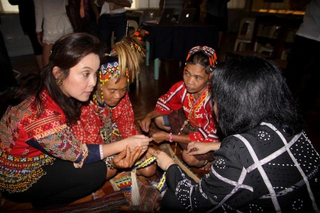 3rd Lecture on PHL Traditional Textiles & Indigenous Knowledge