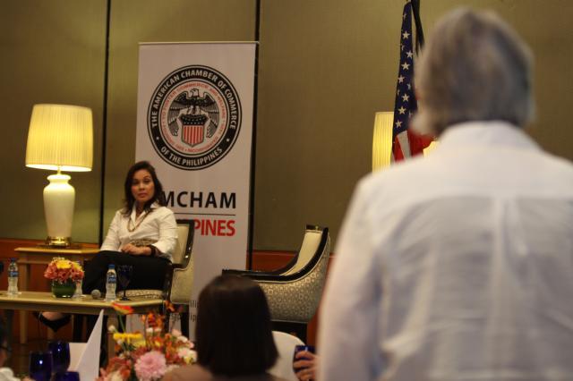 Professional Women of the American Chamber of Commerce (PWoA)