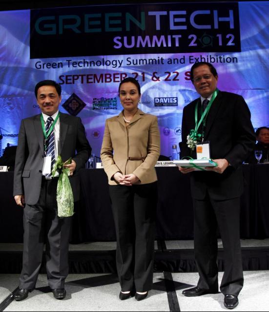 Greentech Summit 2012