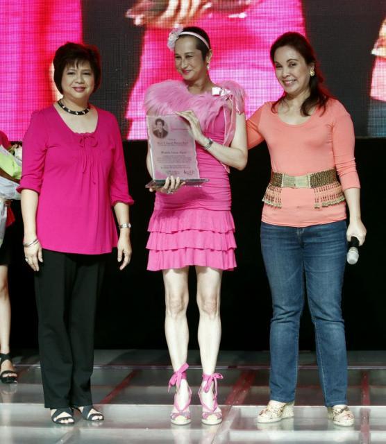 2012 Bessie B. Legarda Awardee