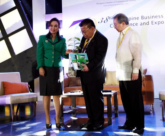 38th Philippine Bussiness Conference Expo