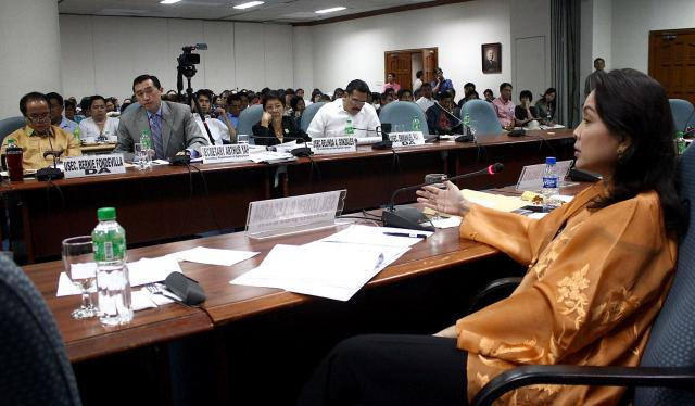 Agriculture Budget Hearing September 2009