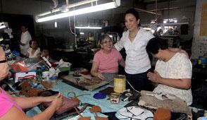 Loren calls for greater support for Marikina Shoe Industry