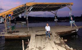 Senator Legarda in Isabela