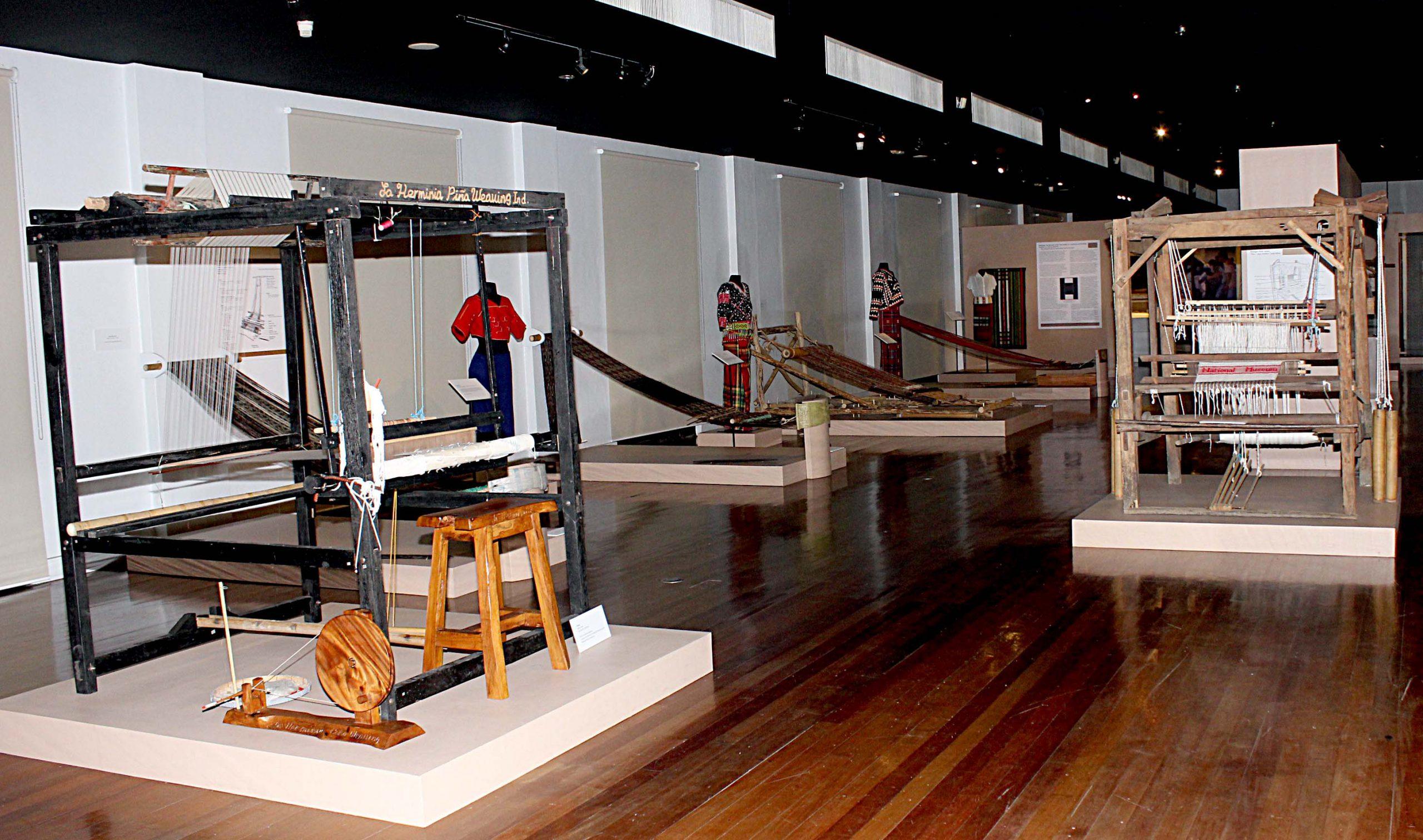 Expanded Hibla ng Lahing Filipino: The Artistry of Philippine Textiles