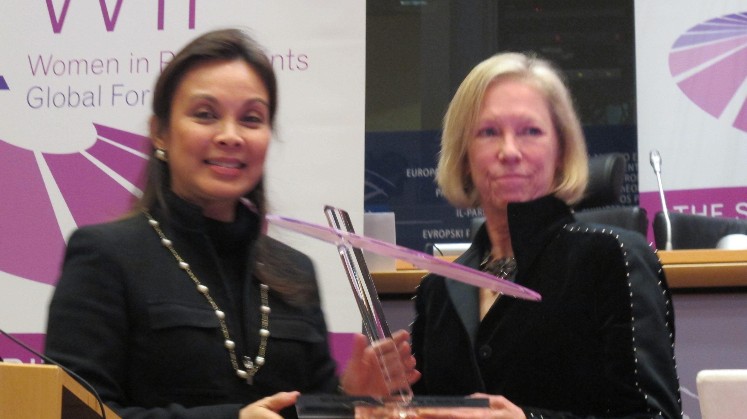 PHL Receives Award on Closing the Gender Gap