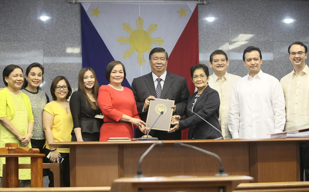 Senate Hails Davao Oriental for Conservation of Mt. Hamiguitan