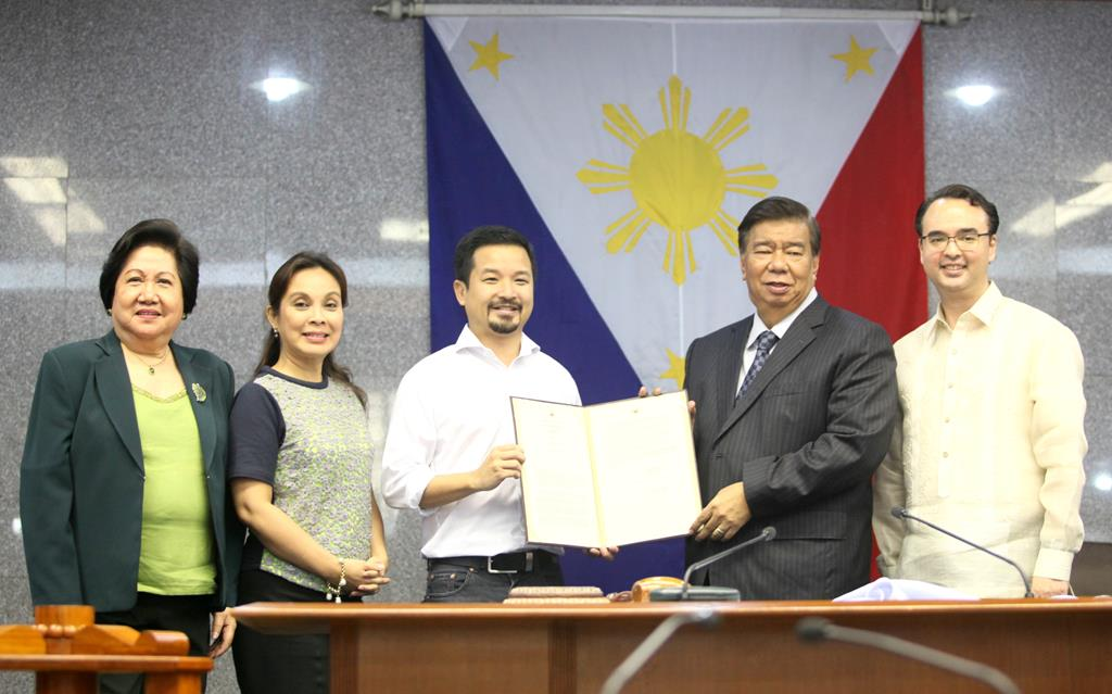 Senate Commends Pandan in Antique for Conservation of Bugang River