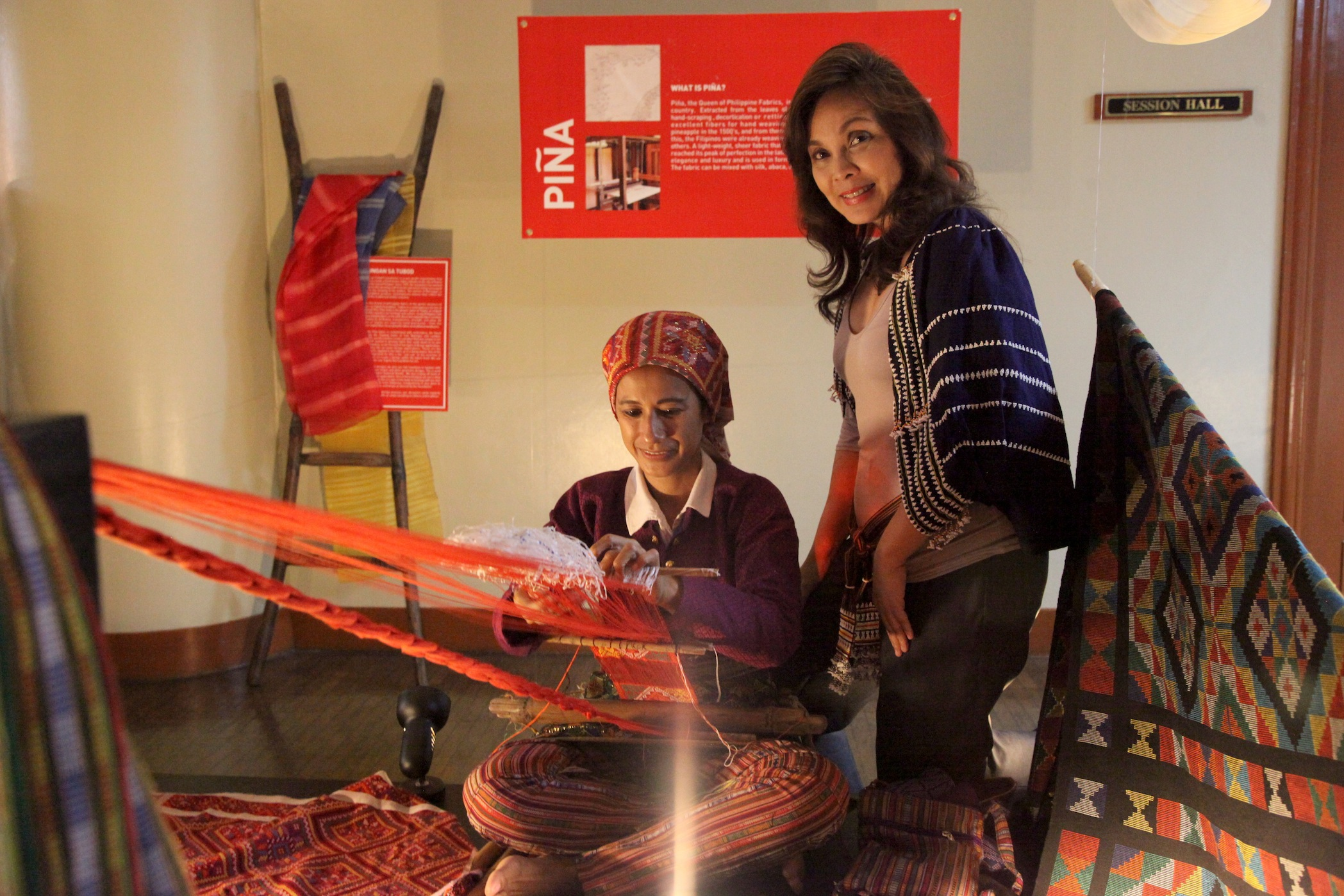 ASEAN Textile Exhibit 2014