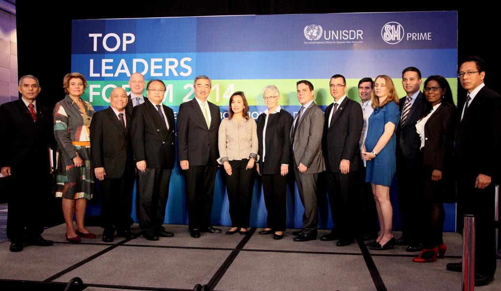 Top Leaders Forum 2014