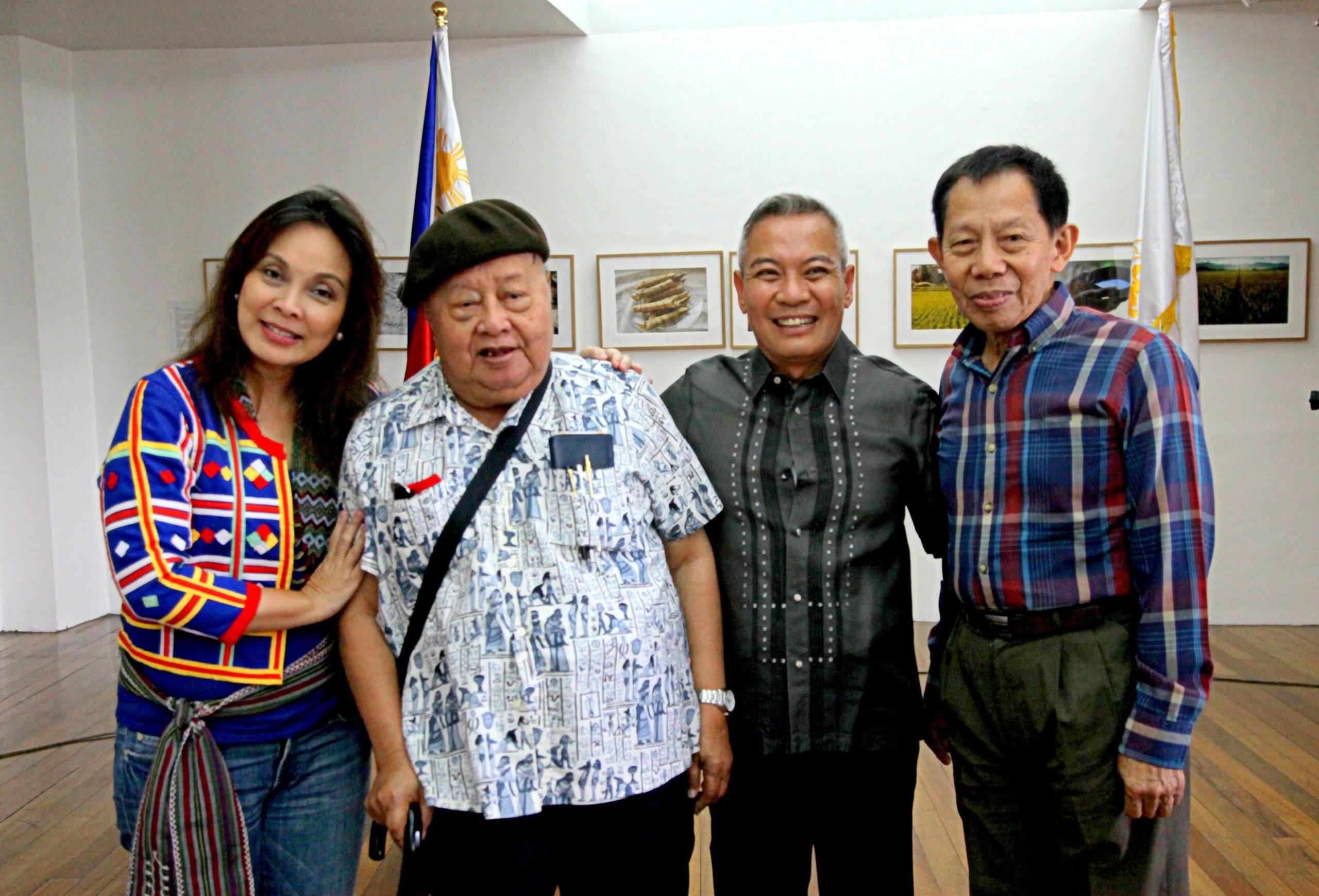 Heritage, Makakain Ba 'Yan? Lecture at the National Museum