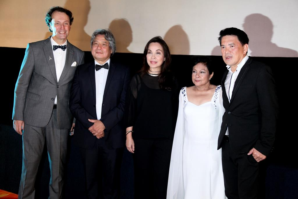 Taklub at the 20th French Film Festival