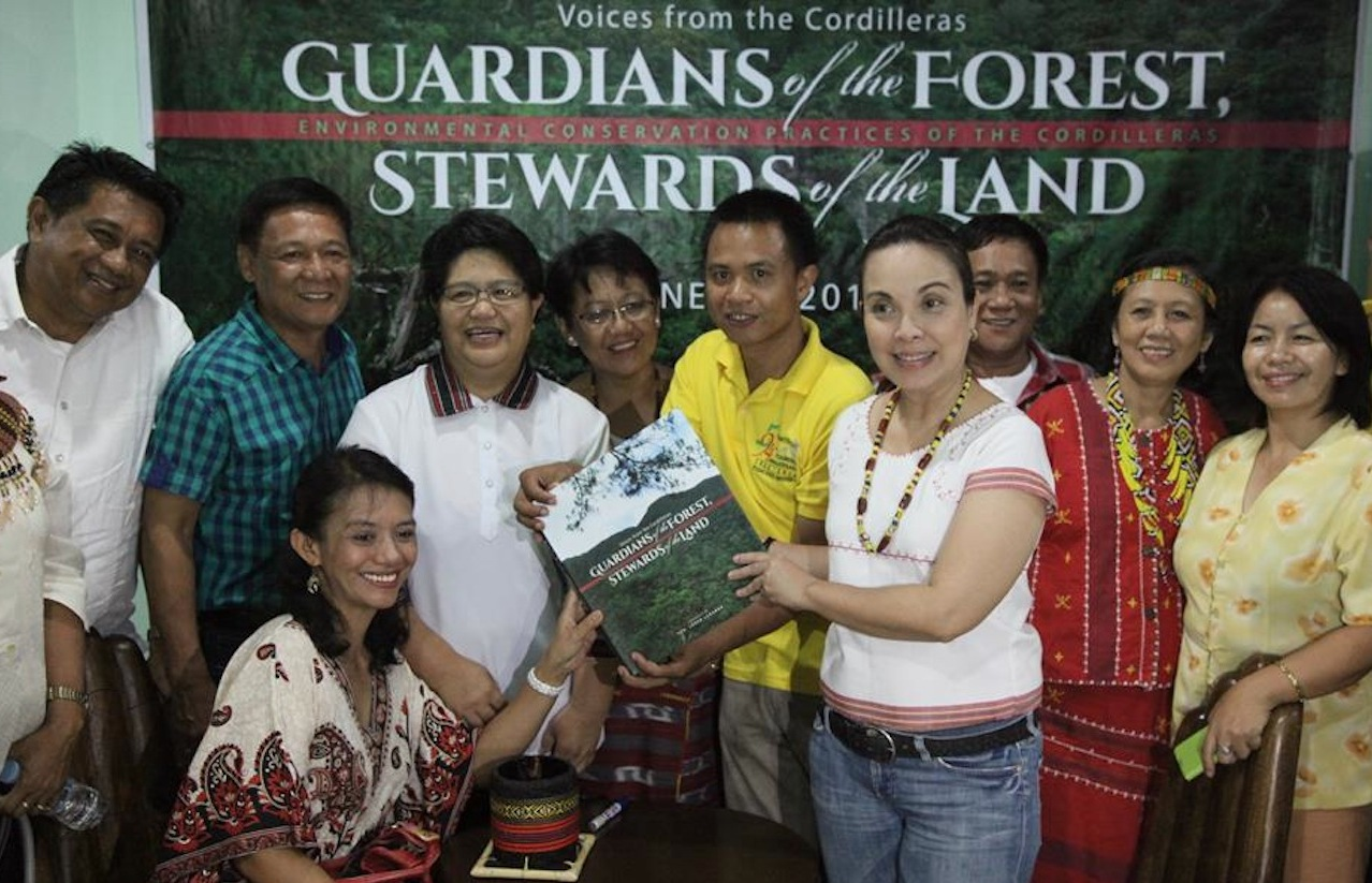 Launch of the Guardians of the Forest, Stewards of the Land