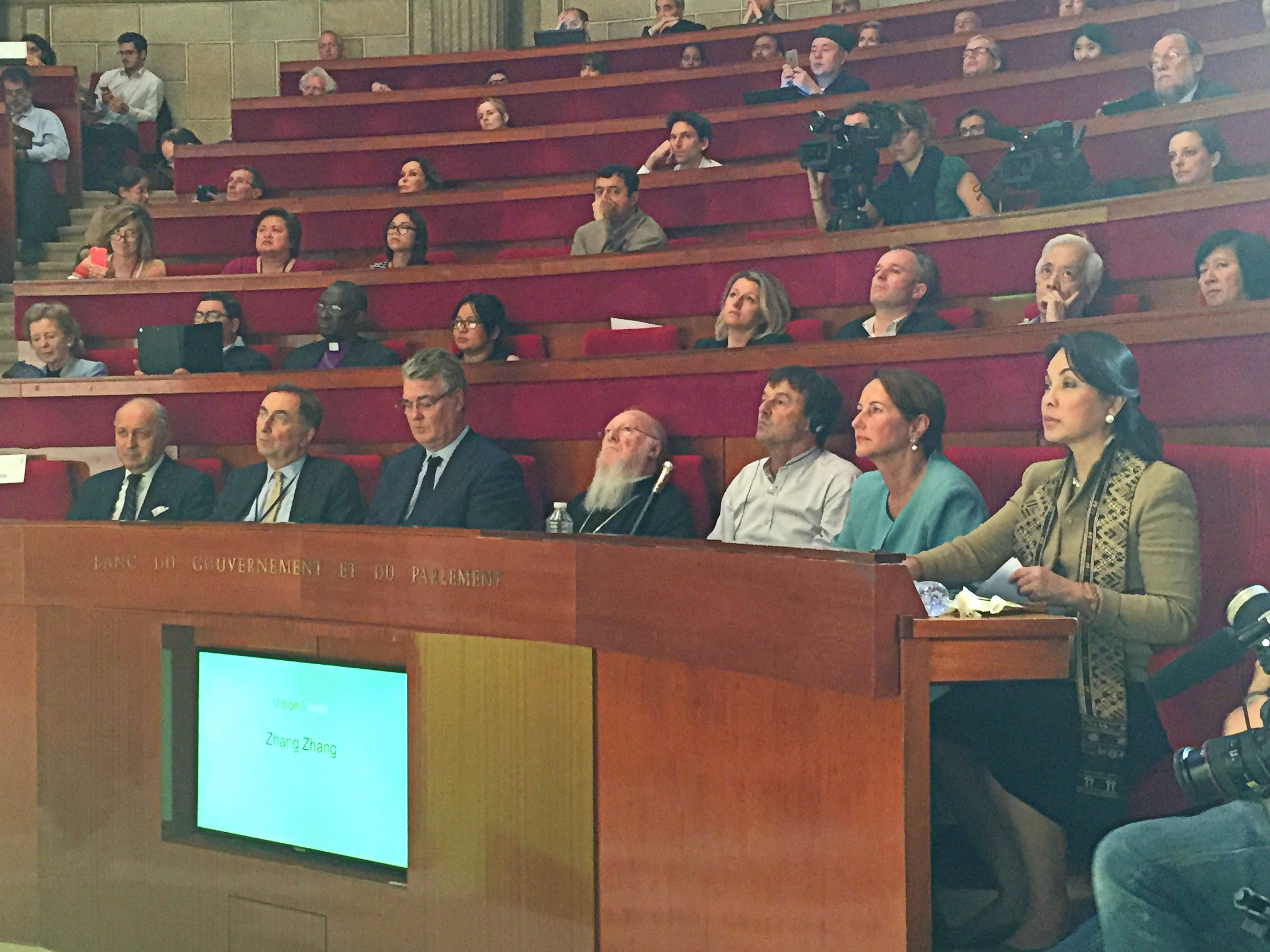 Summit of Consciences for the Climate in Paris