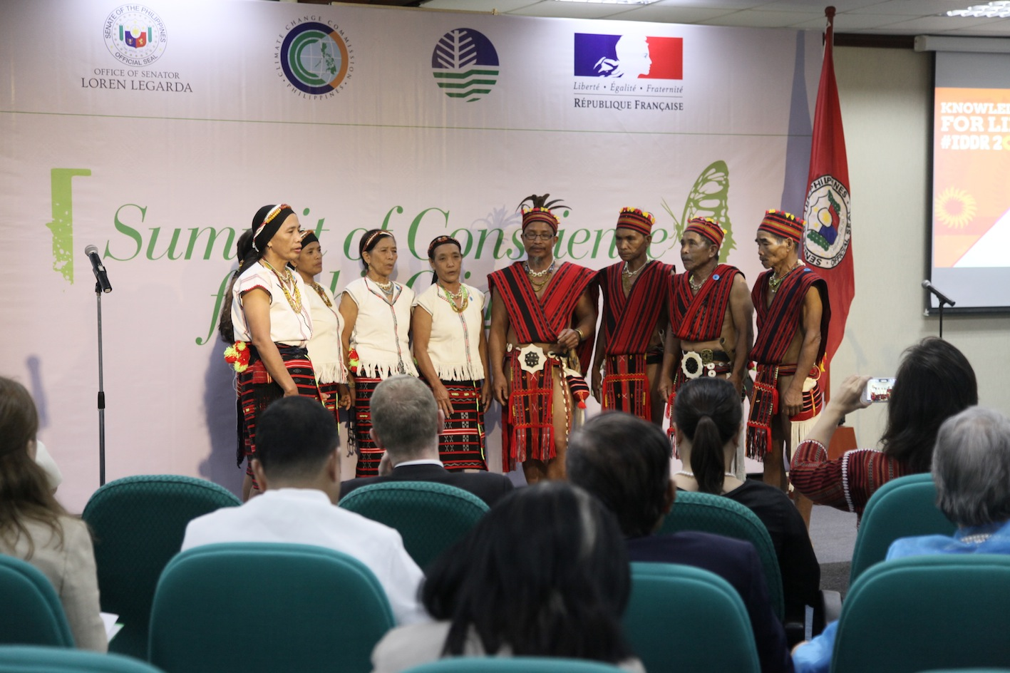 Summit of Conscience for the Climate in Manila