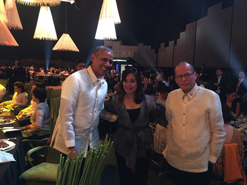 APEC 2015 Leaders Welcome Reception