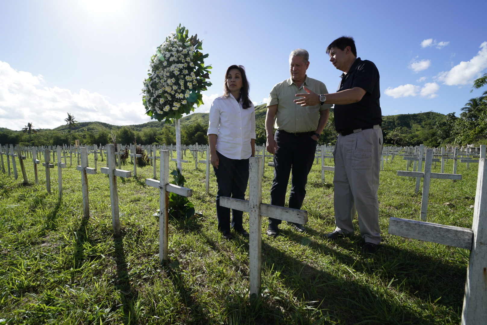 Al Gore and The Climate Reality Training in the Philippines