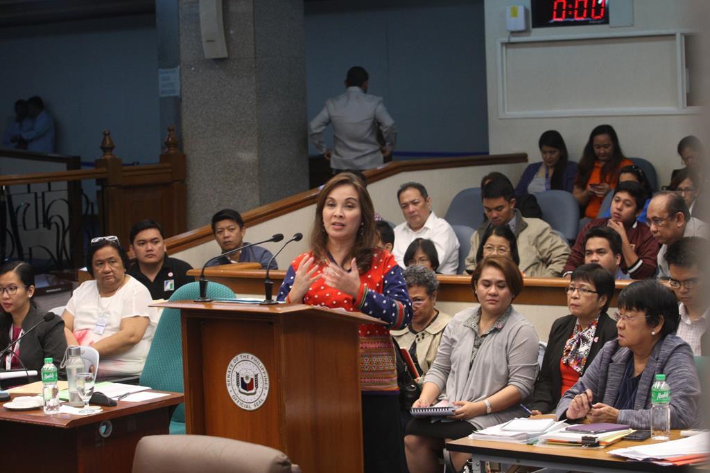 Senate Tackles DSWD's Budget