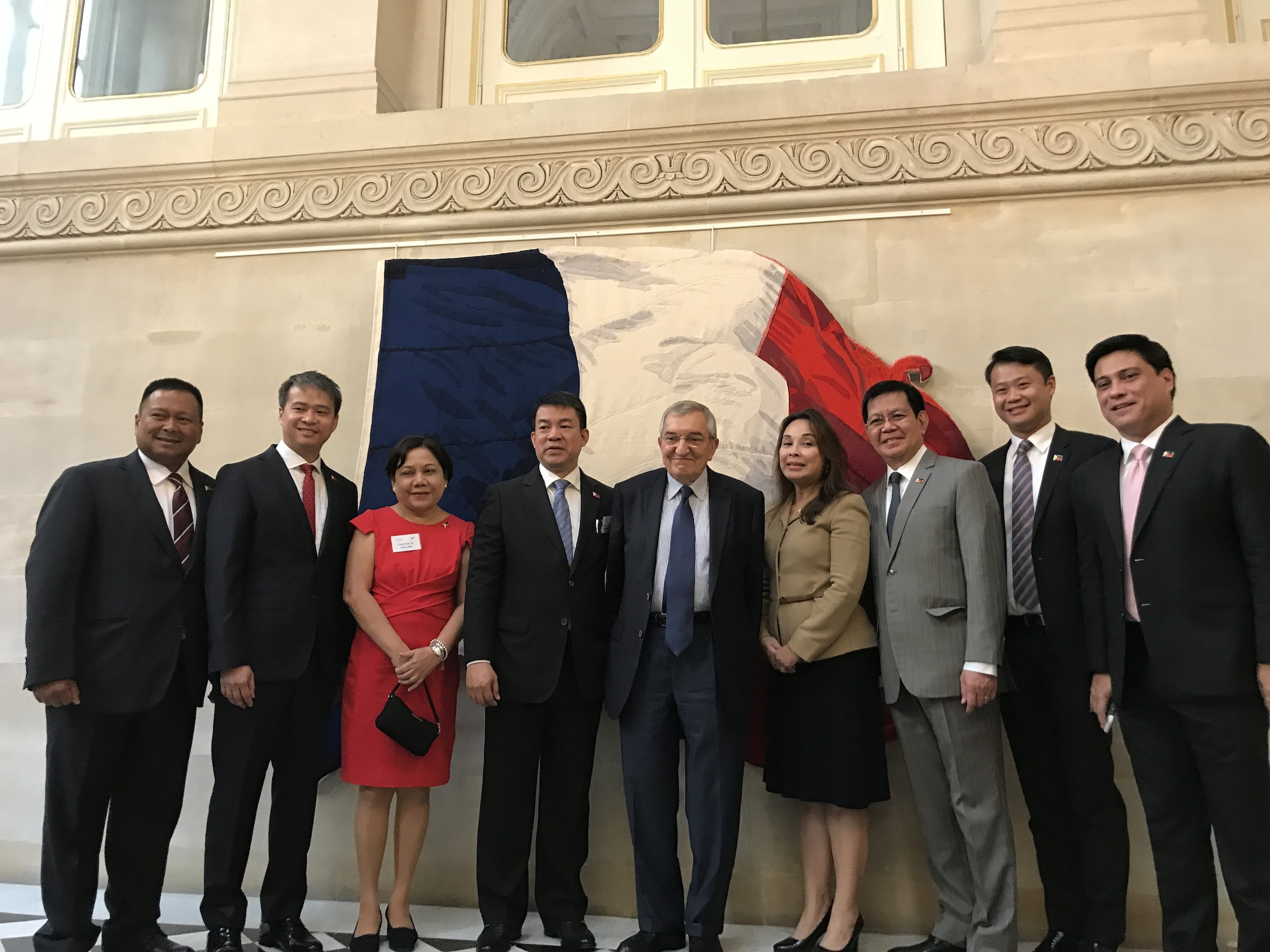 PH-France celebrates 70 years of bilateral relations