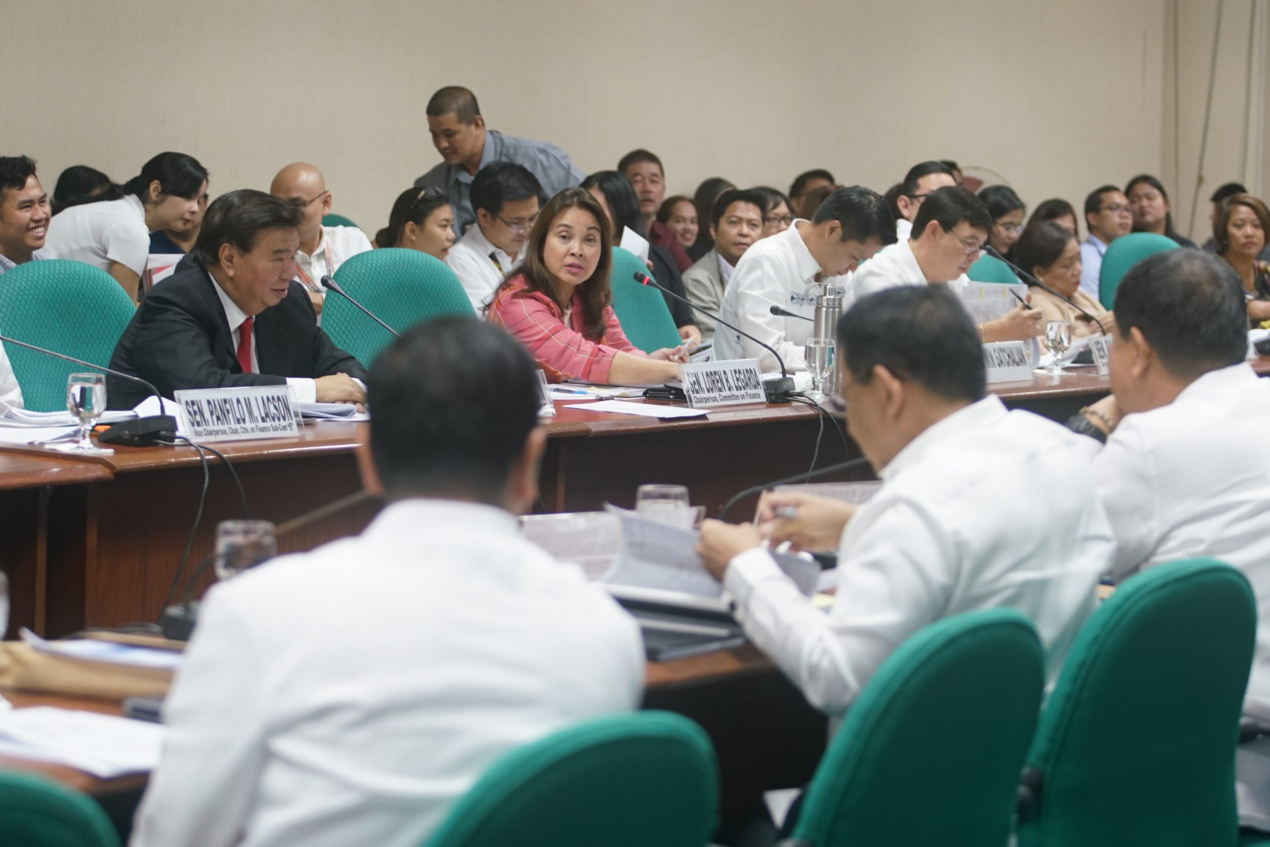 Briefing by the Development Budget Coordination Committee (DBCC) on the 2018 National Expenditure Program (NEP)