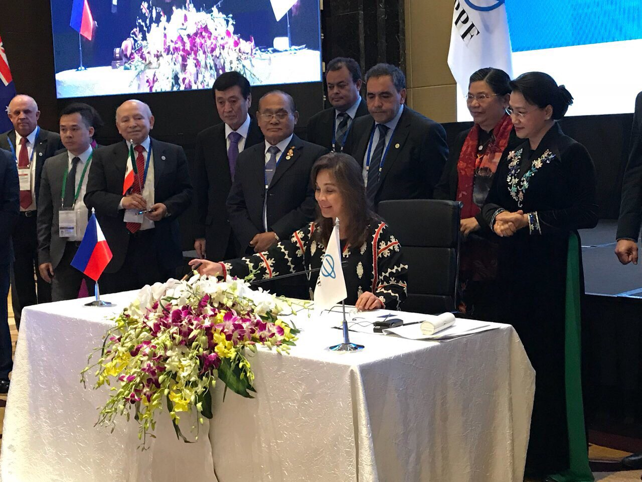 26th Asia-Pacific Parliamentary Forum Adopts PHL Resolution on Reg'l Cooperation on Climate and Disaster Resilience