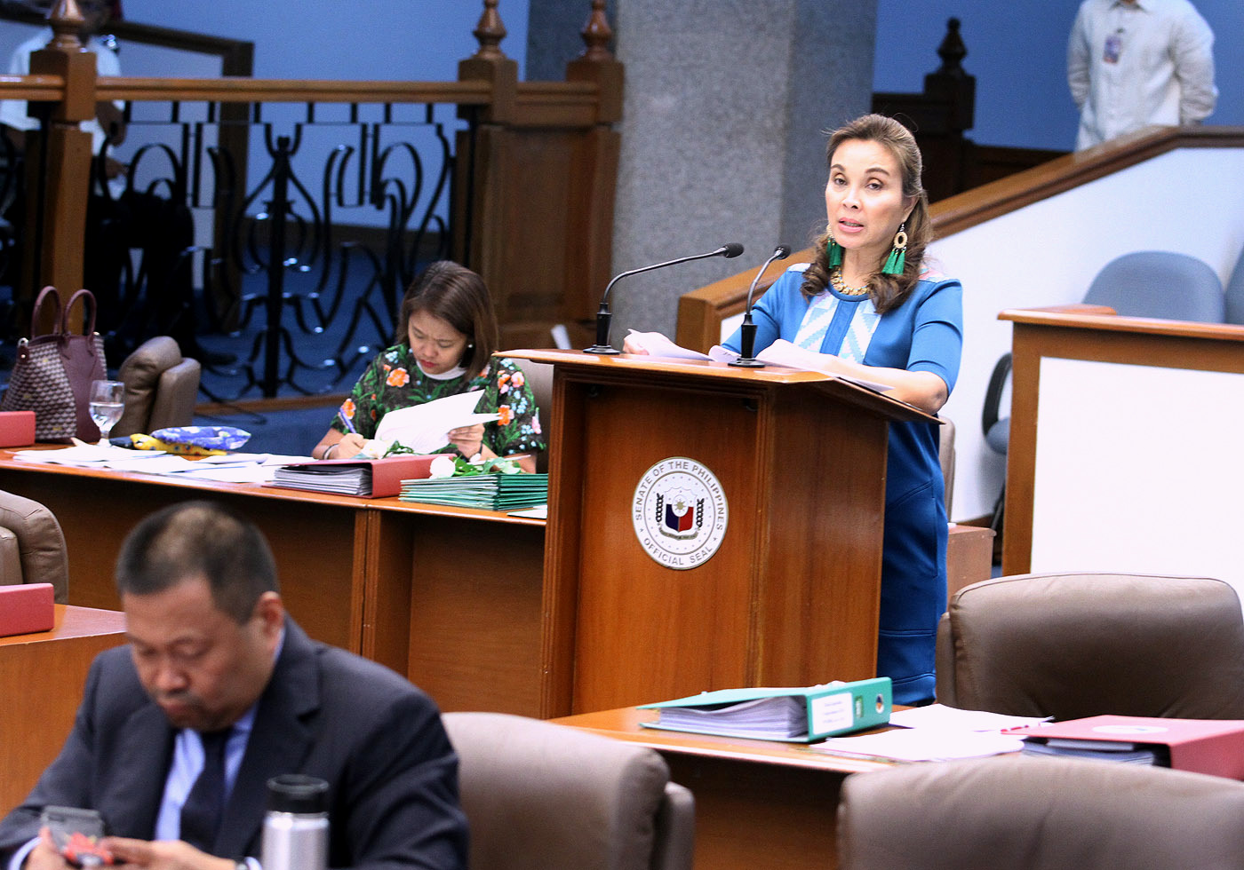 Senate Approves on 2nd Reading the Cybercrime Convention, Agreement Establishing AMRO, and Double Taxation Avoidance Treaties