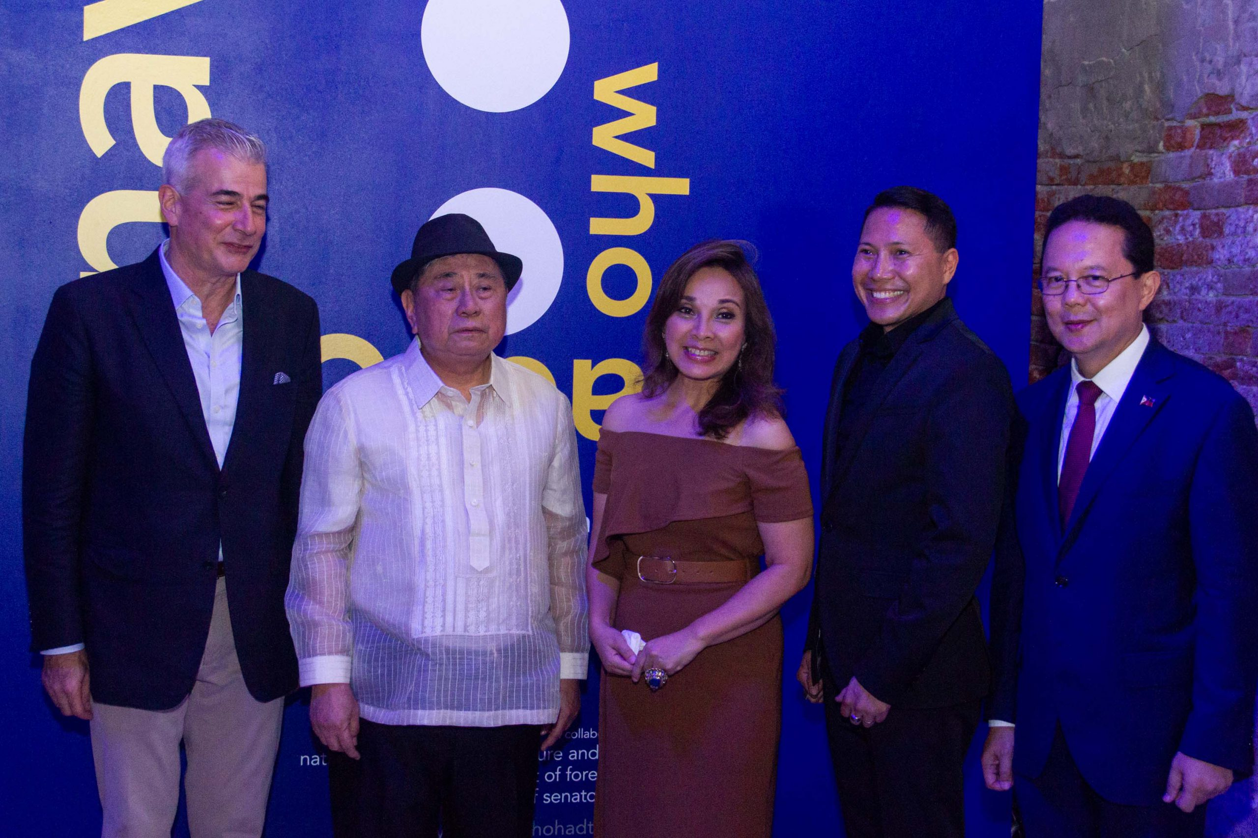 Vernissage of the Philippines' 2nd participation in the Venice Architecture Biennale