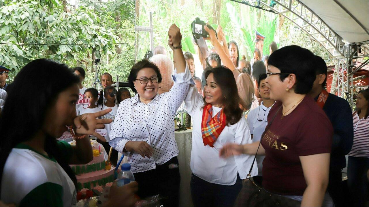 """Birthday Celebration of Senator """"Inday Loren"""" Legarda & Gov. Dodod Cadiao"""
